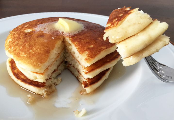 Can I Make Pancakes With Cake Mix