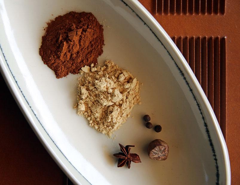 Alton Brown's Pumpkin Spice Recipe