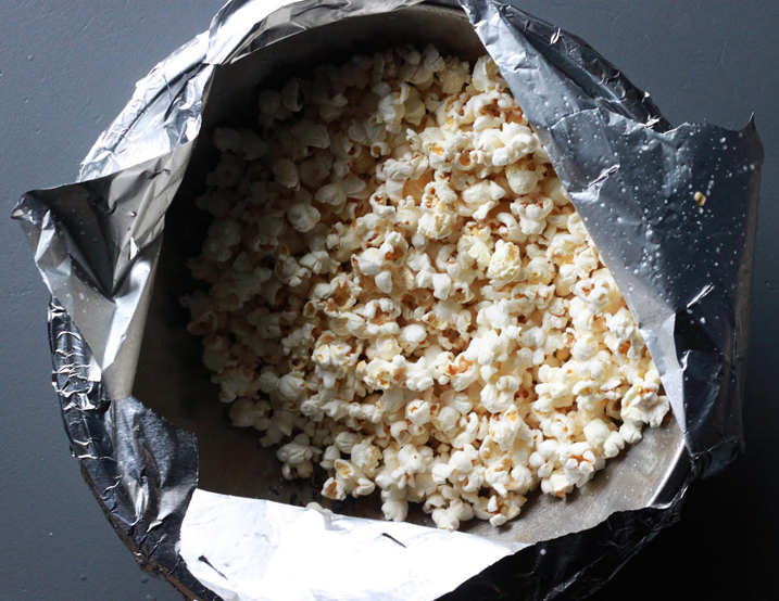 Darn Near Perfect Popcorn
