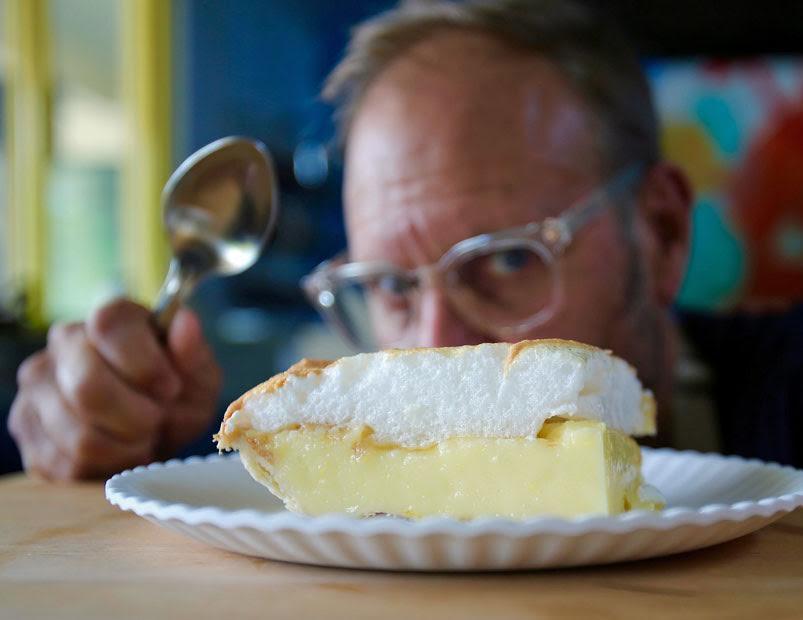 Alton Brown Lemon Meringue Pie